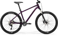 "Велосипед '21 Merida Big.Seven 300 Рама:M(17"") DarkPurple/Black"